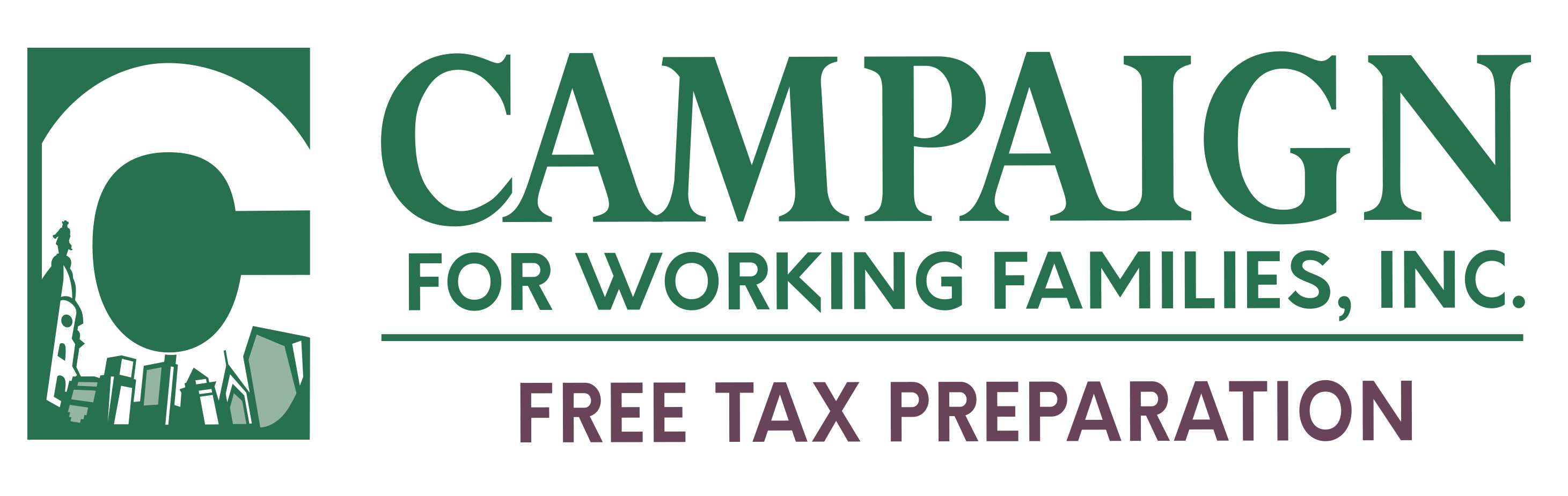FREE Tax Site Locations | Campaign for Working Families Inc