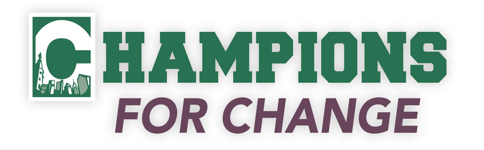 Champions for Change Street Team